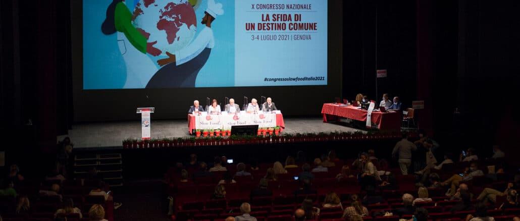 SlowFood Congresso Genova