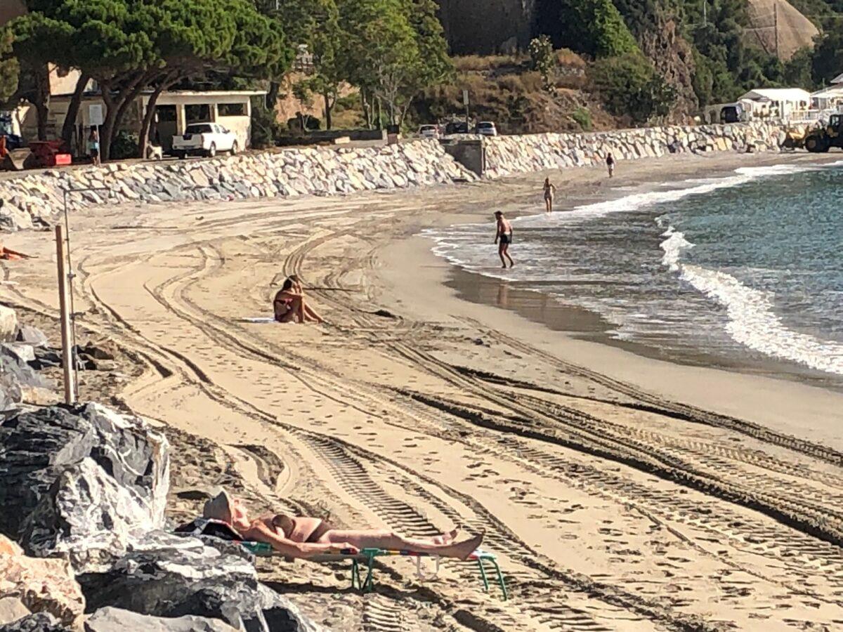 Spiaggia Porto Alassio 1