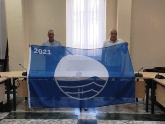 consegna bandiera blu 1