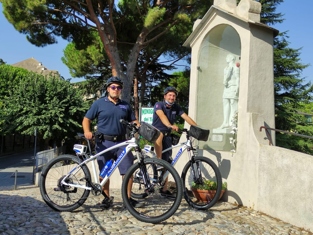 Bike Patrol Loano 01