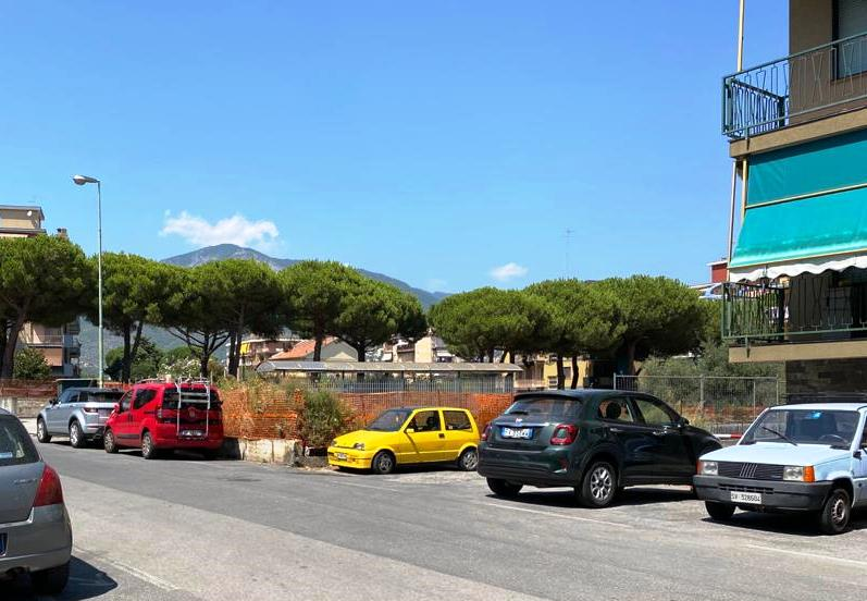 Borghetto area via Raffaello
