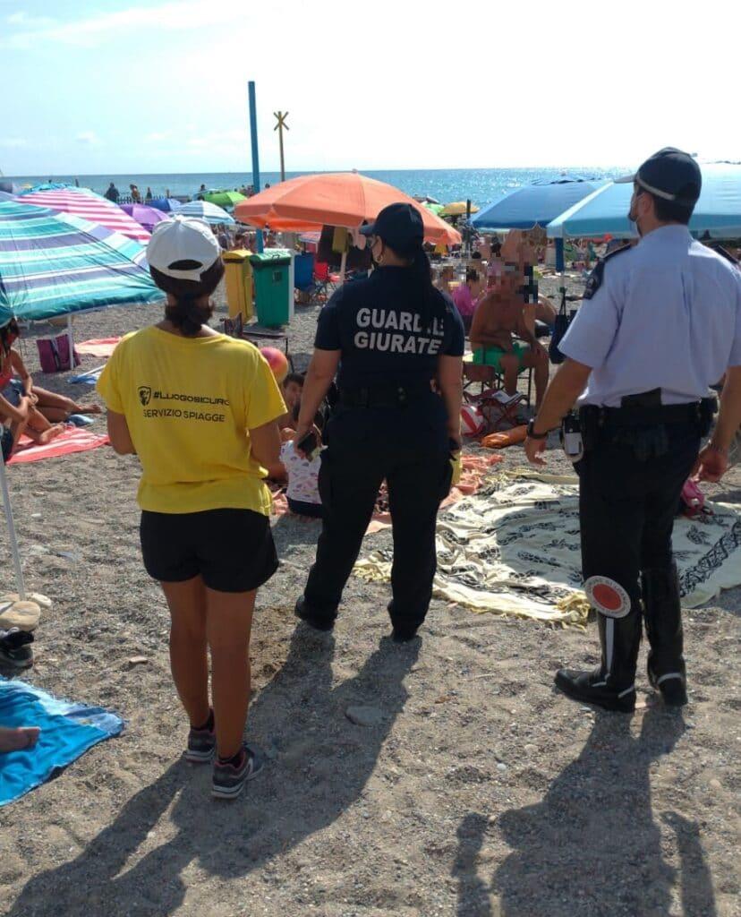 Controlli Spiaggia 01