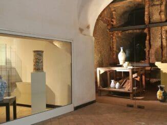 Fornace Alba Docilia ceramica