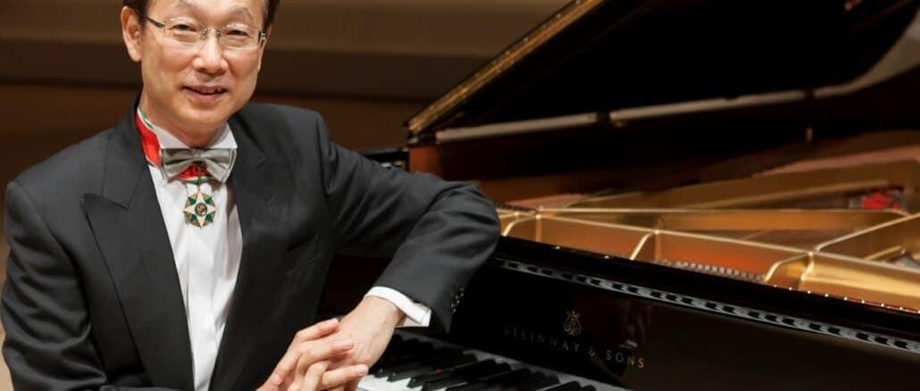Takahiro Seki al pianoforte