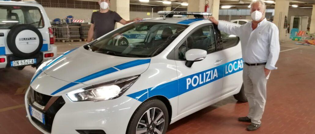nuova nissan polizia locale 2
