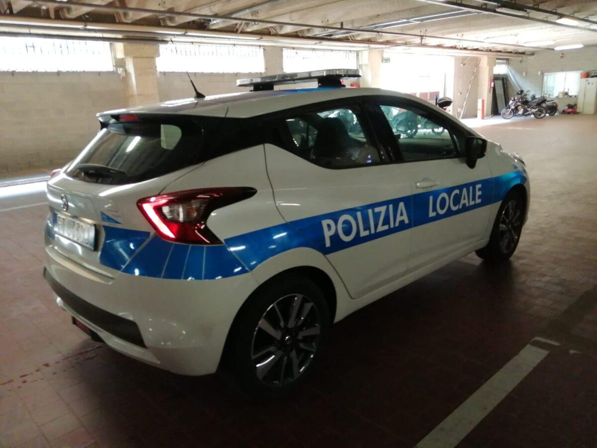 nuova nissan polizia locale 3