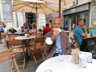 Angelo Schirru dehors