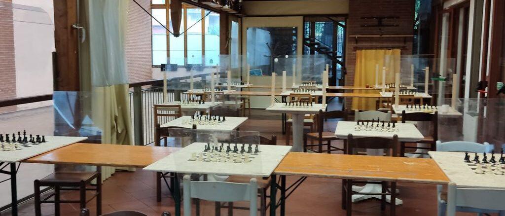 Bocciofila per scacchi
