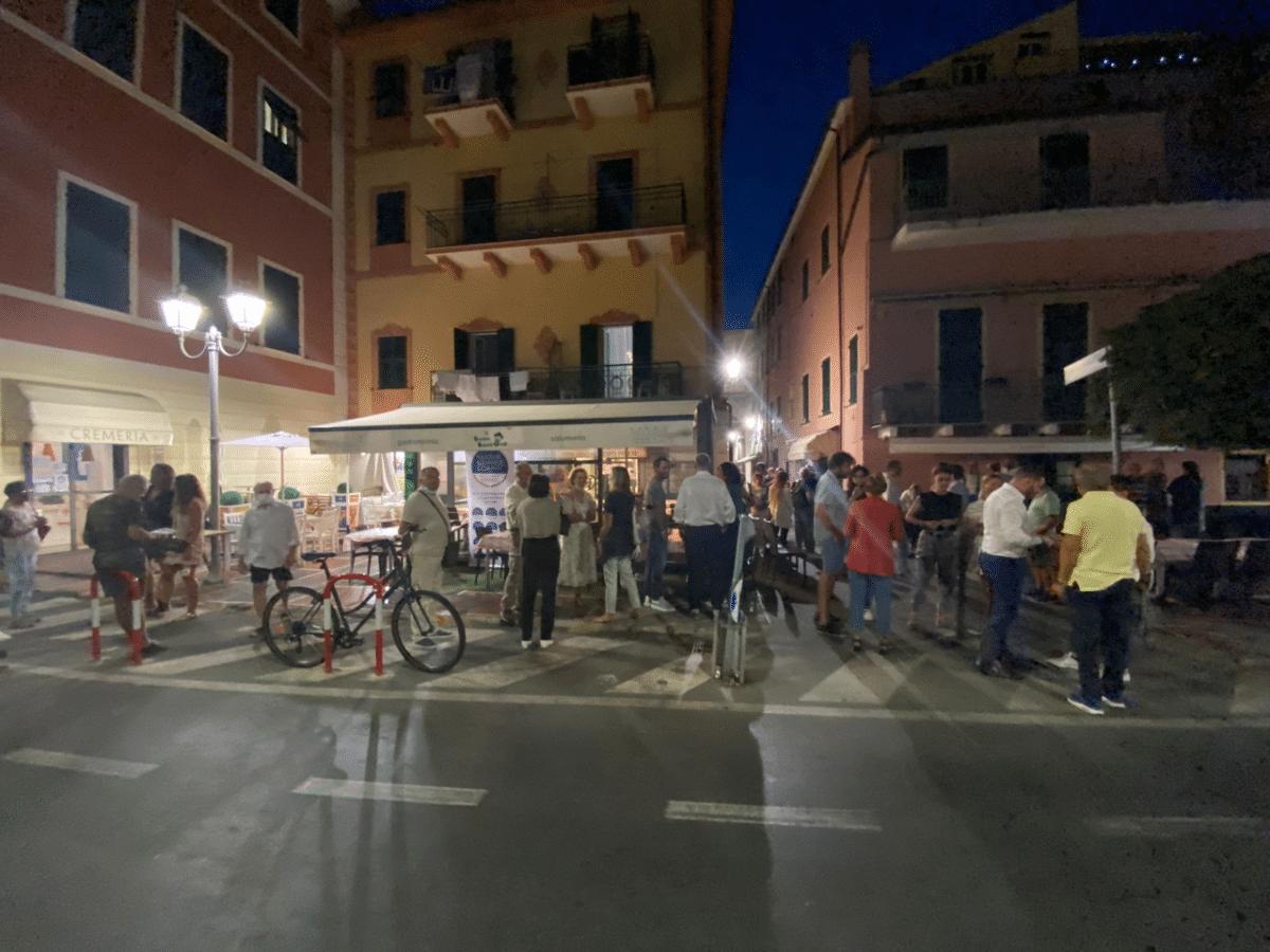 Elezioni Loano incontro Piccinini 03