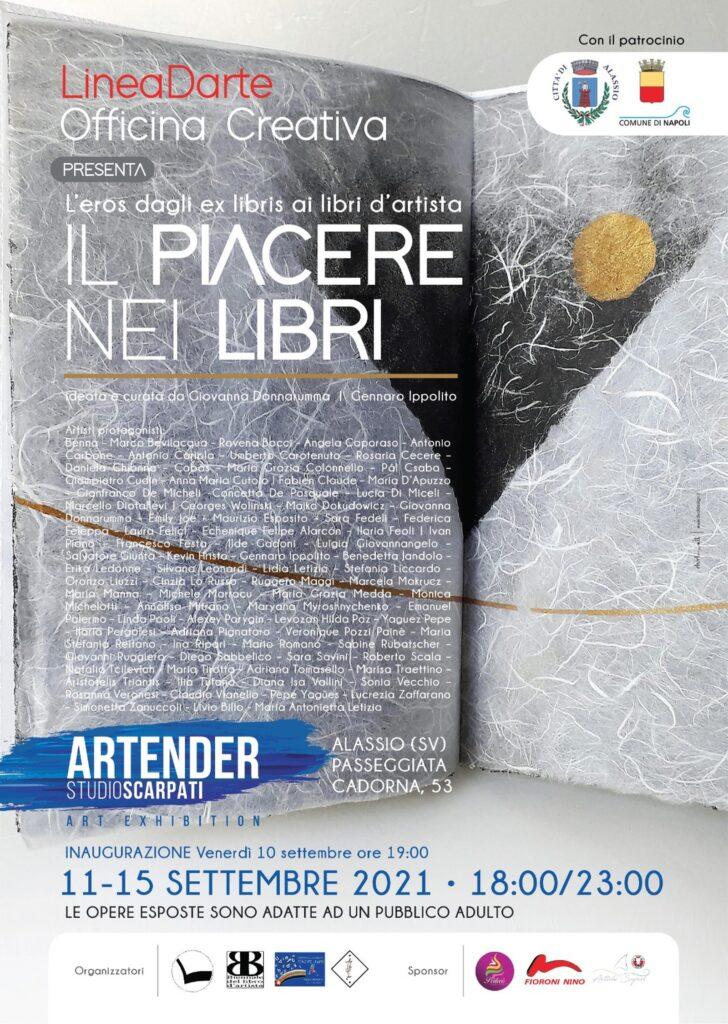 Ex libris Alassio locandina