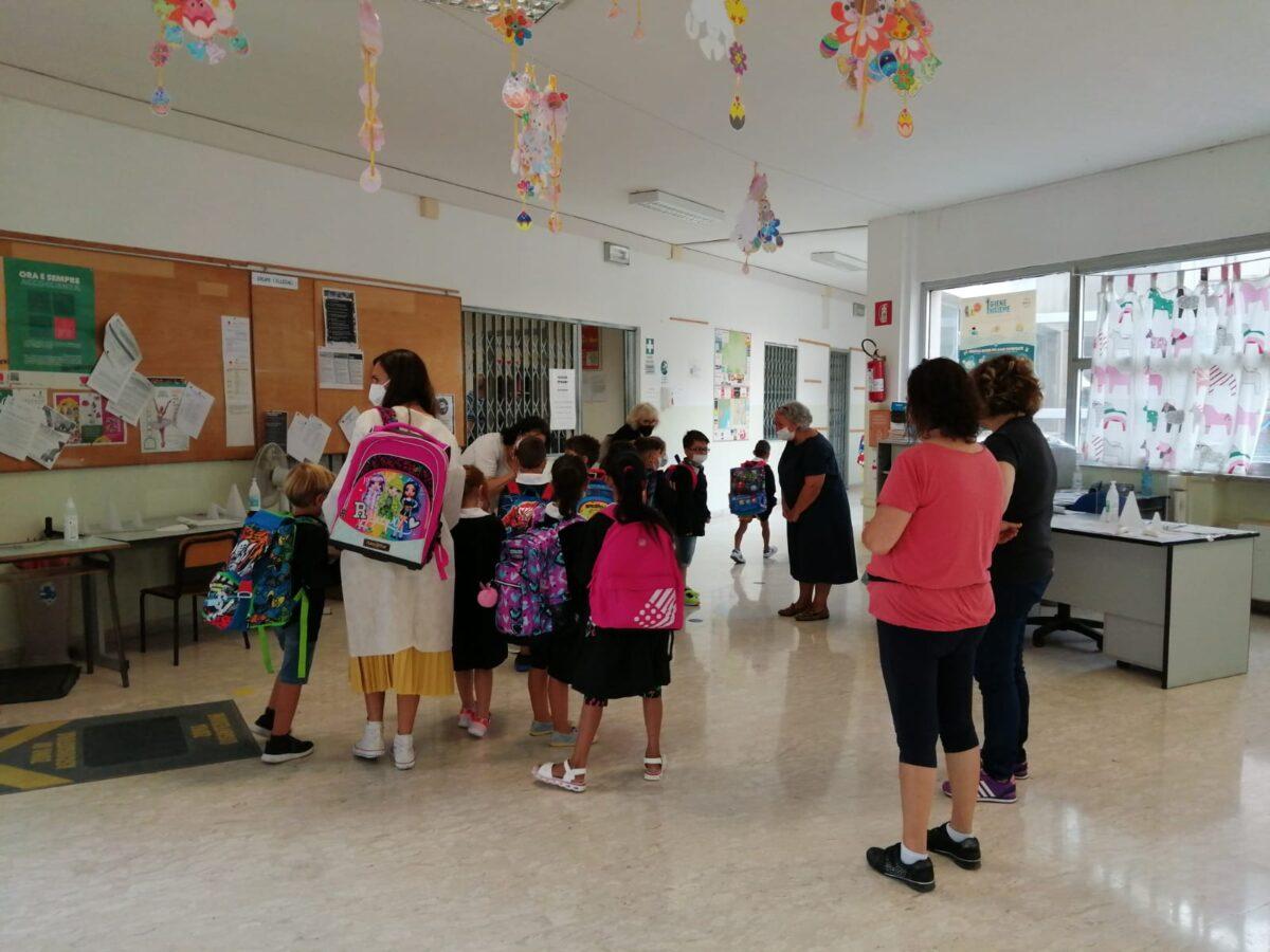 primo giorno scuola 2021 7