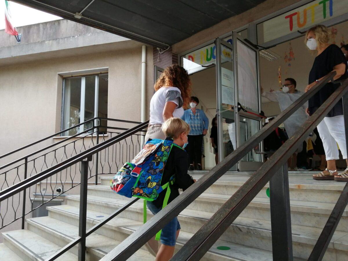 primo giorno scuola 2021 8