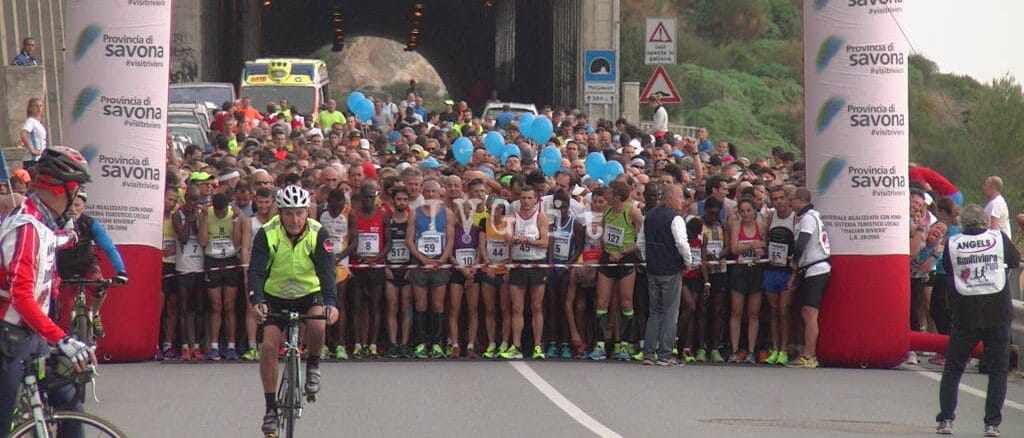 Foto RunRivieraRun Half Marathon